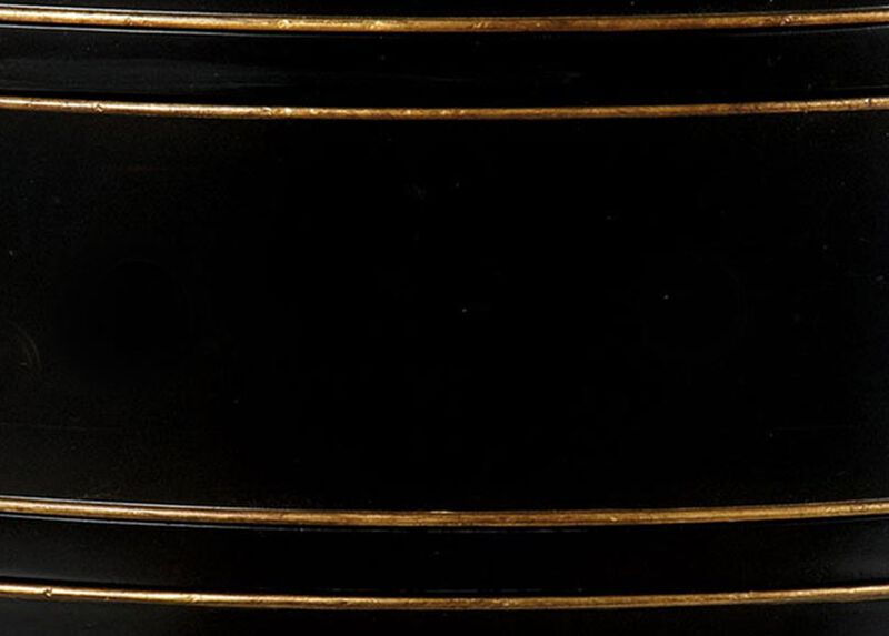 Domino with Gold (584) Finish Sample