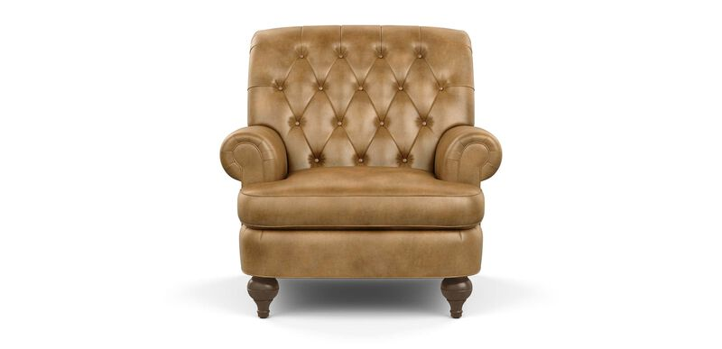 Shawe Leather Chair