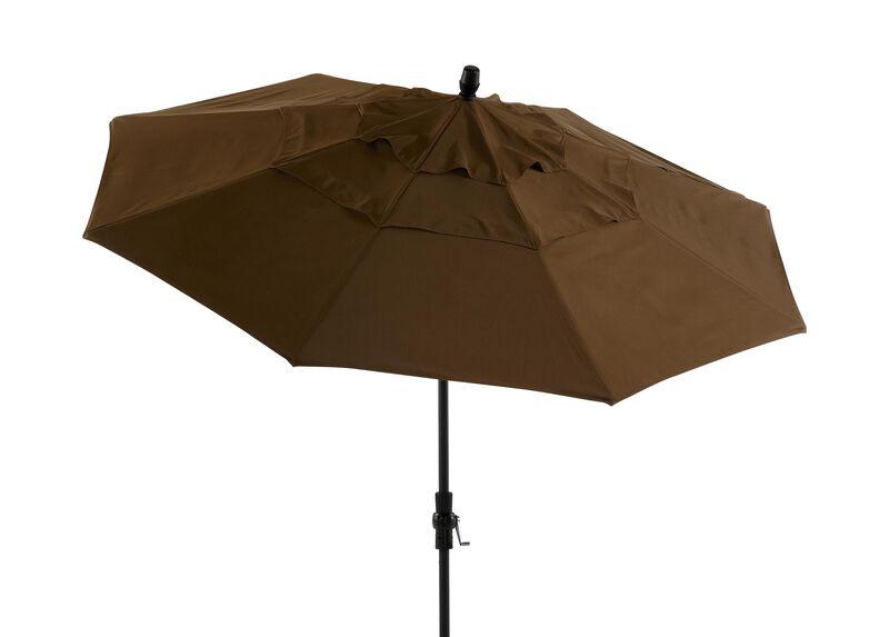 Cocoa Round Market Umbrella