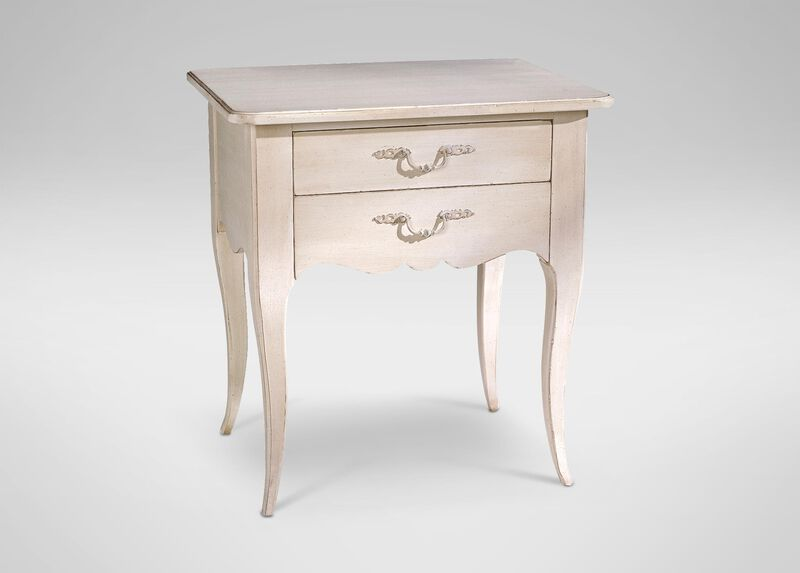 Patrice Two Drawer Night Table ,  , large_gray