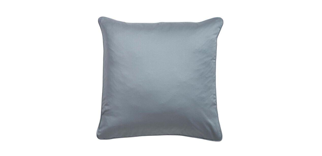 Salena Square Pillow Silk Look Square Pillow Ethan Allen