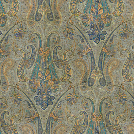 Rasone Blue Fabric By the Yard Product Tile Image 11587