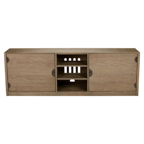 parry small media cabinet - Media Cabinet With Bookshelves