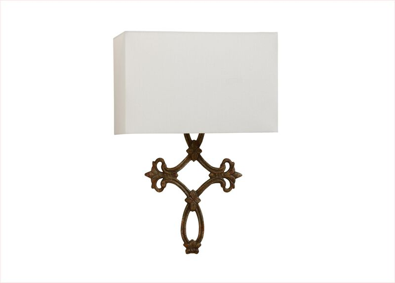 Grace Wall Sconce Wall Sconces Ethan Allen