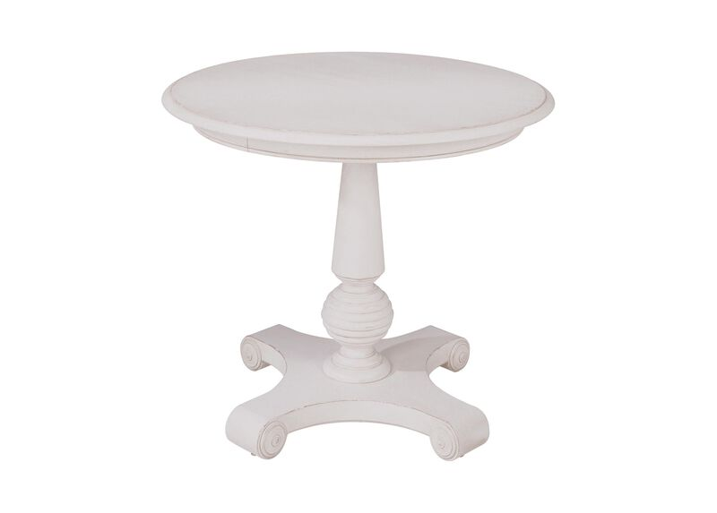 Tanner Pedestal Table ,  , large_gray