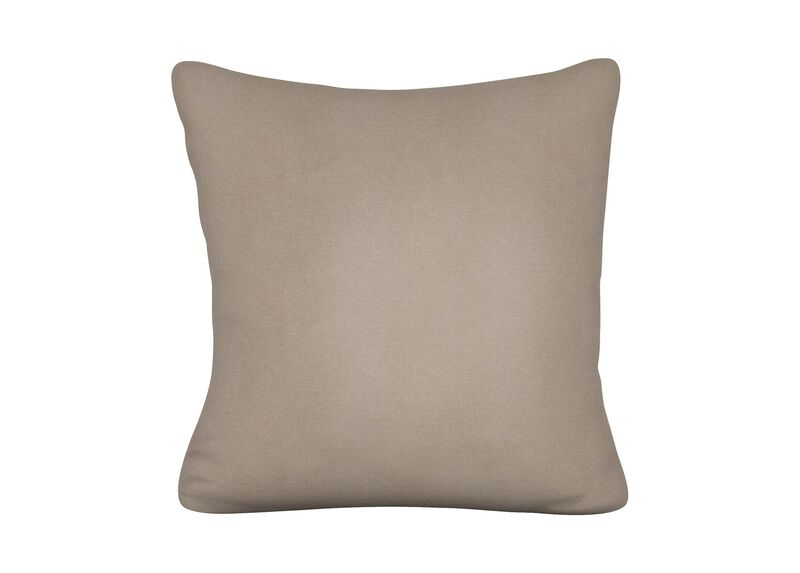 Kean Taupe Outdoor Pillow