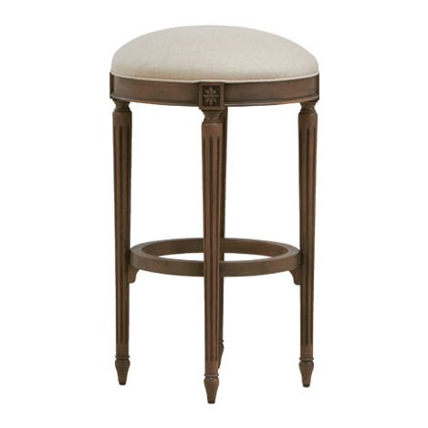 Marcella Swivel Barstool ,  , large