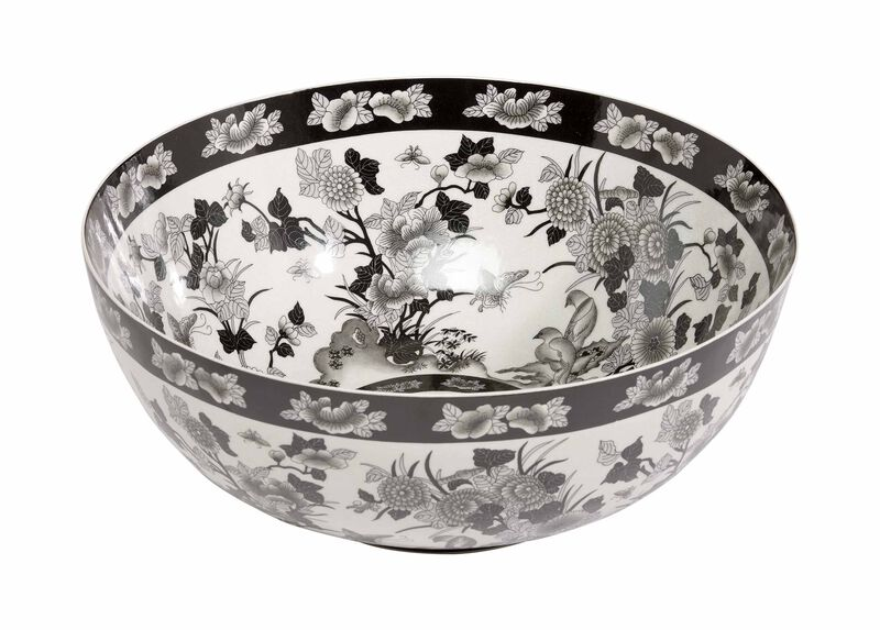 Hana Black Bowl