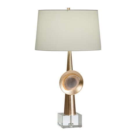 Null null quick ship quick shop free shipping agatha gold table lamp