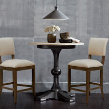 cooper rustic dining table