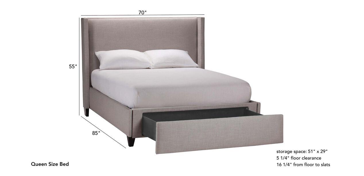 Colton Storage Bed Beds Ethan Allen, Ethan Allen Bed Queen