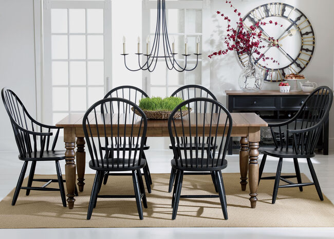 Miller Dining Table   Dining Tables   Ethan Allen