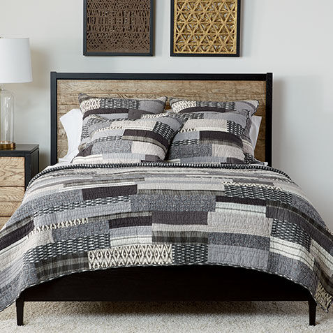 kennan quilt and shams large