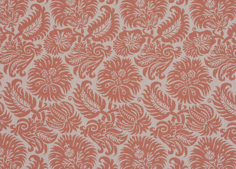 Lottie Coral Fabric