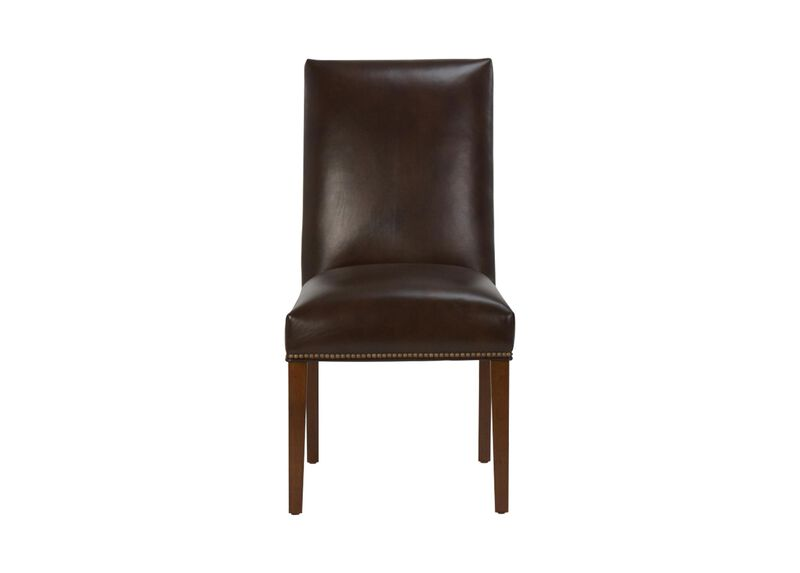 Thomas Leather Side Chair