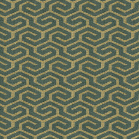 Declan Teal Fabric ,  , large