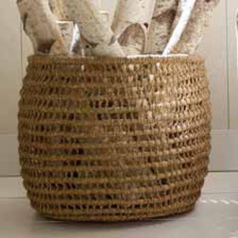 Large Handwoven Flo Basket ,  , hover_image