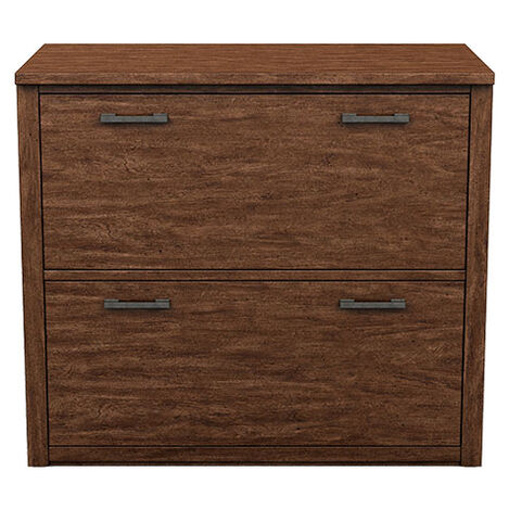 Duke Two-Drawer File Cabinet Product Tile Image 389736