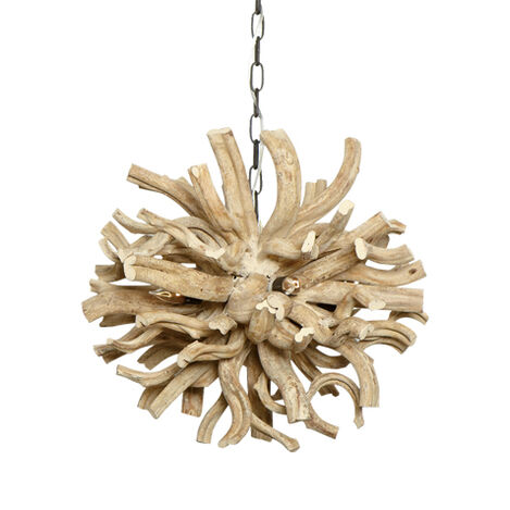 Small Minetto Wood Pendant ,  , large