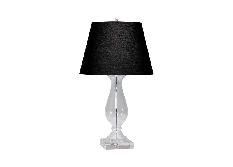 Groton Glass Table Lamp ,  , large_gray