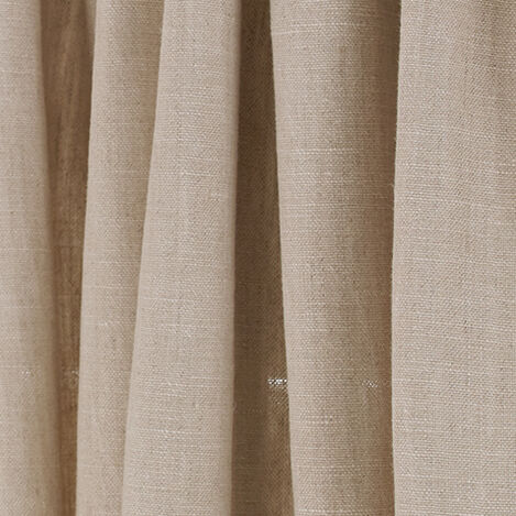 Natural Sayre Washed Linen Fabric ,  , large