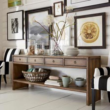 Shop Console Tables | Sofa and Entrance Tables | Ethan Allen | Ethan ...