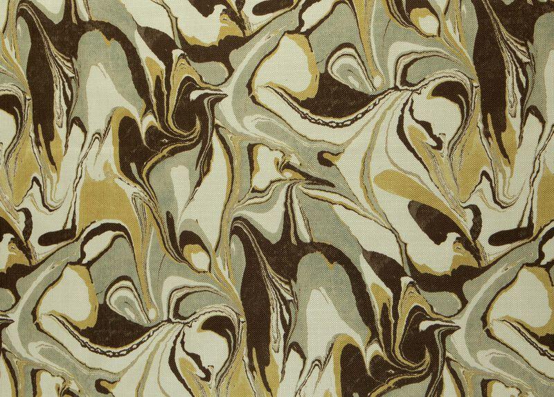Demeter Citron Fabric