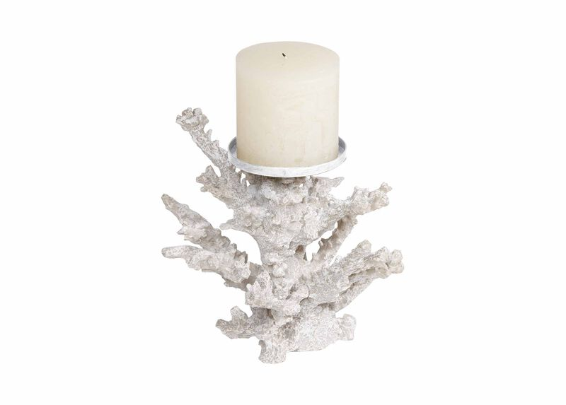 Large Staghorn Candlestand ,  , large_gray