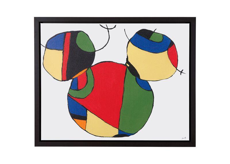 Expressionist Mickey I