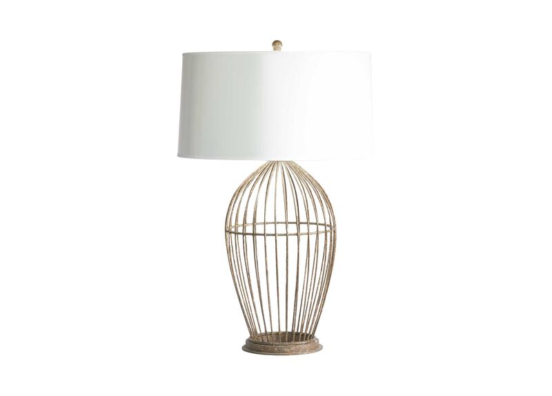 Brody Open Cage Table Lamp