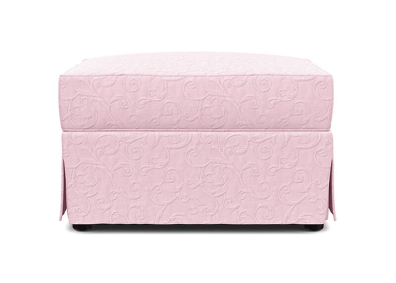 Sweet Sway Ottoman, Quick Ship
