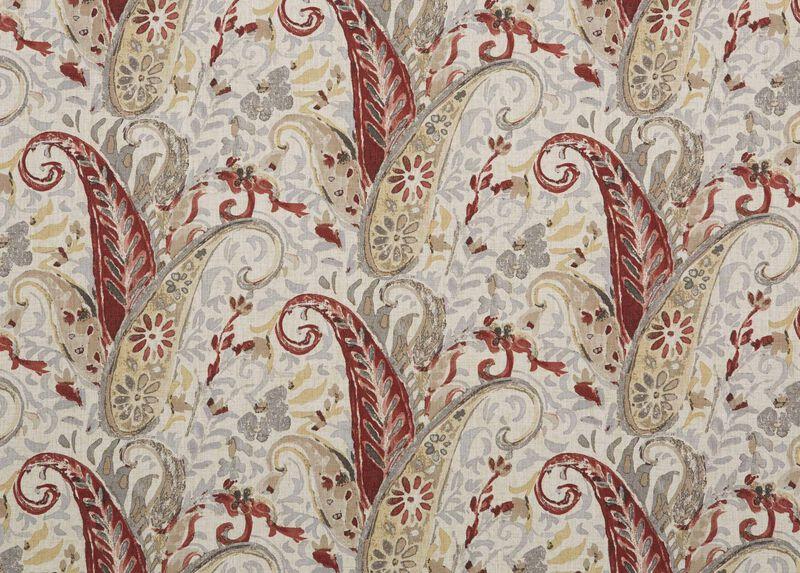 Nabry Ruby Fabric