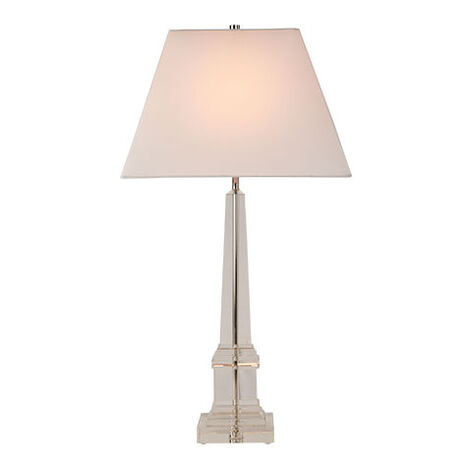 Leslie Crystal Table Lamp Product Tile Image 096220