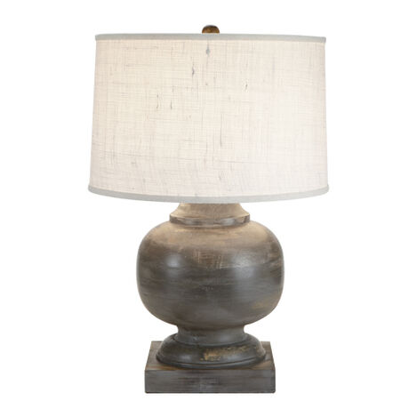 Mulberry Wooden Table Lamp ,  , large