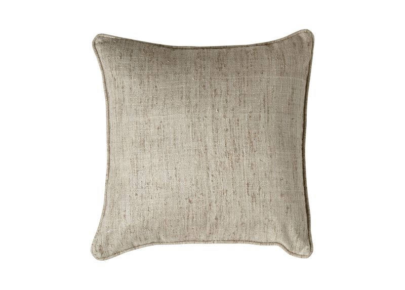 Raw Silk Pillow