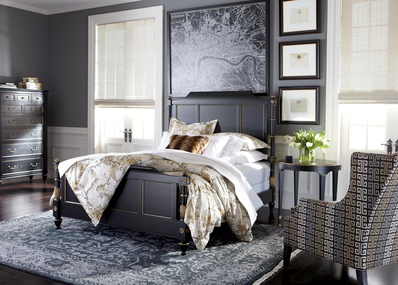 Pleasing Camdyn Embroidered Sheets Sheets Bedskirts Ethan Allen Download Free Architecture Designs Momecebritishbridgeorg