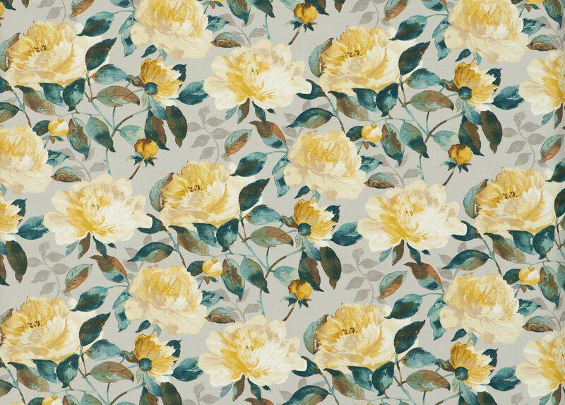 Audrina Marigold Fabric