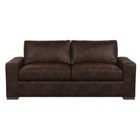 Conway Leather Sofa ,  , large