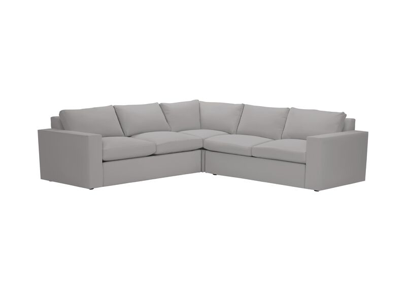 Redding Ridge Three-Piece Outdoor Sectional