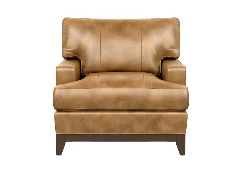 Arcata Leather Chair