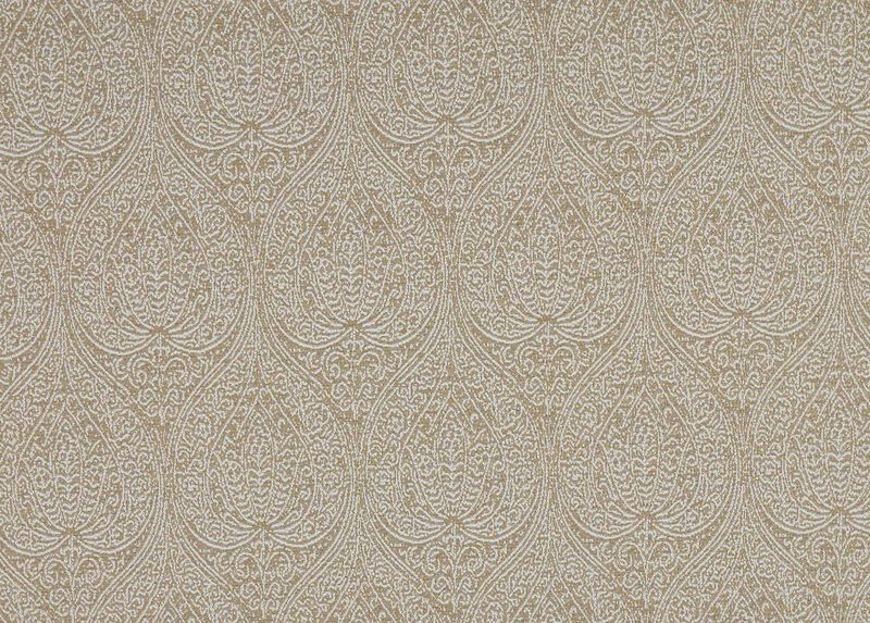 Mirallas Gold Fabric By the Yard