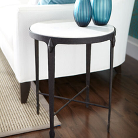 Jaca Marble Top Accent Table ,  , hover_image