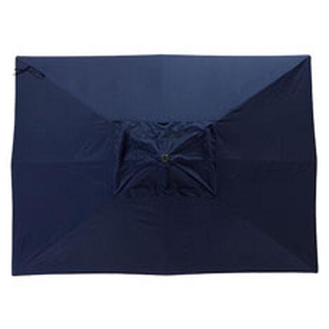 8' x 11' Single Vent Navy Umbrella ,  , hover_image