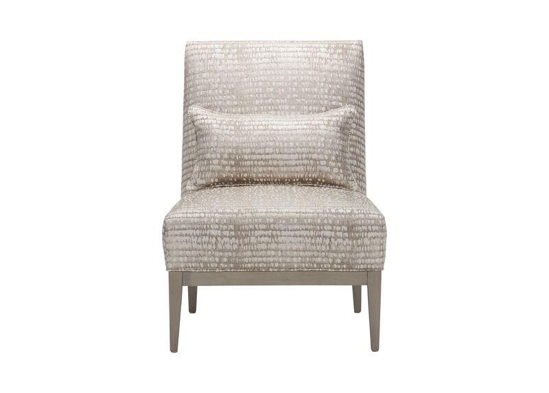 Brooke Armless Chair