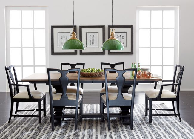Cameron Extension Dining Table | Dining Room Tables | Ethan ...