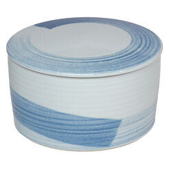 Blue and White Lidded Tea Jar, Small Recommended Product