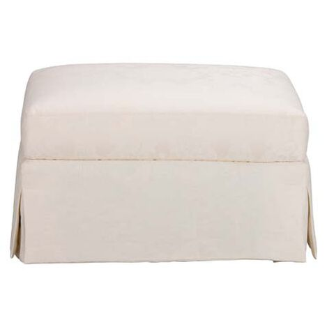 Monterey Skirted Ottoman Product Tile Image 207090