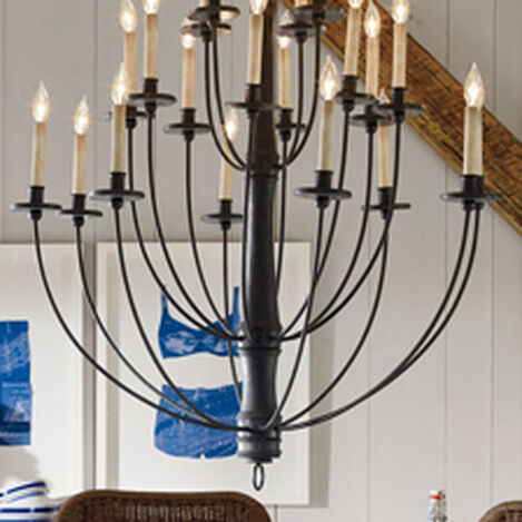 Large Maisie Chandelier ,  , hover_image