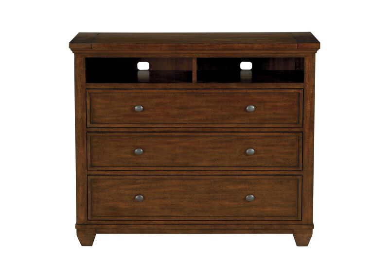 Dexter Media Chest ,  , large_gray