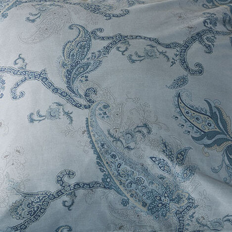 Stockbury Paisley Duvet Cover and Shams Product Tile Hover Image StockburyPaisley